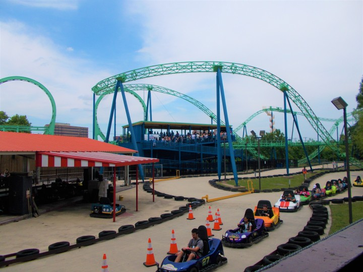 Shock Wave ride