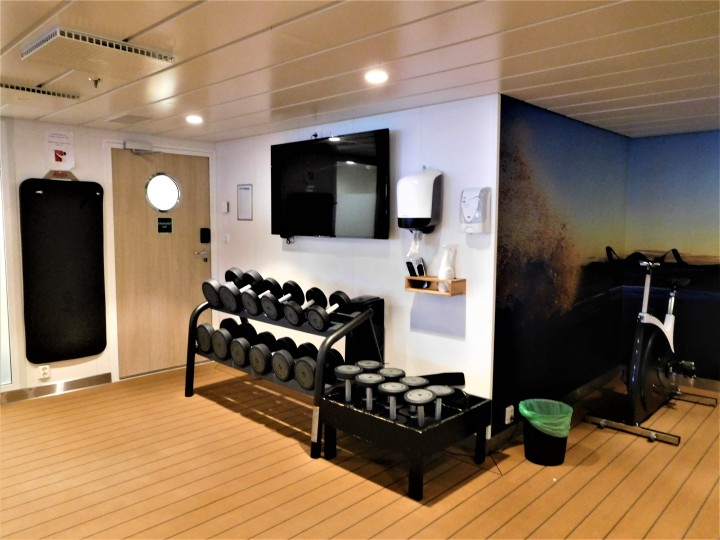 Fitness Center 6