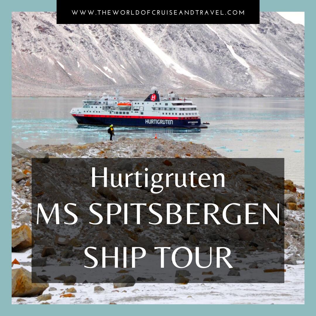 Hurtigruten - MS Spitsbergen Ship Tour Instagram