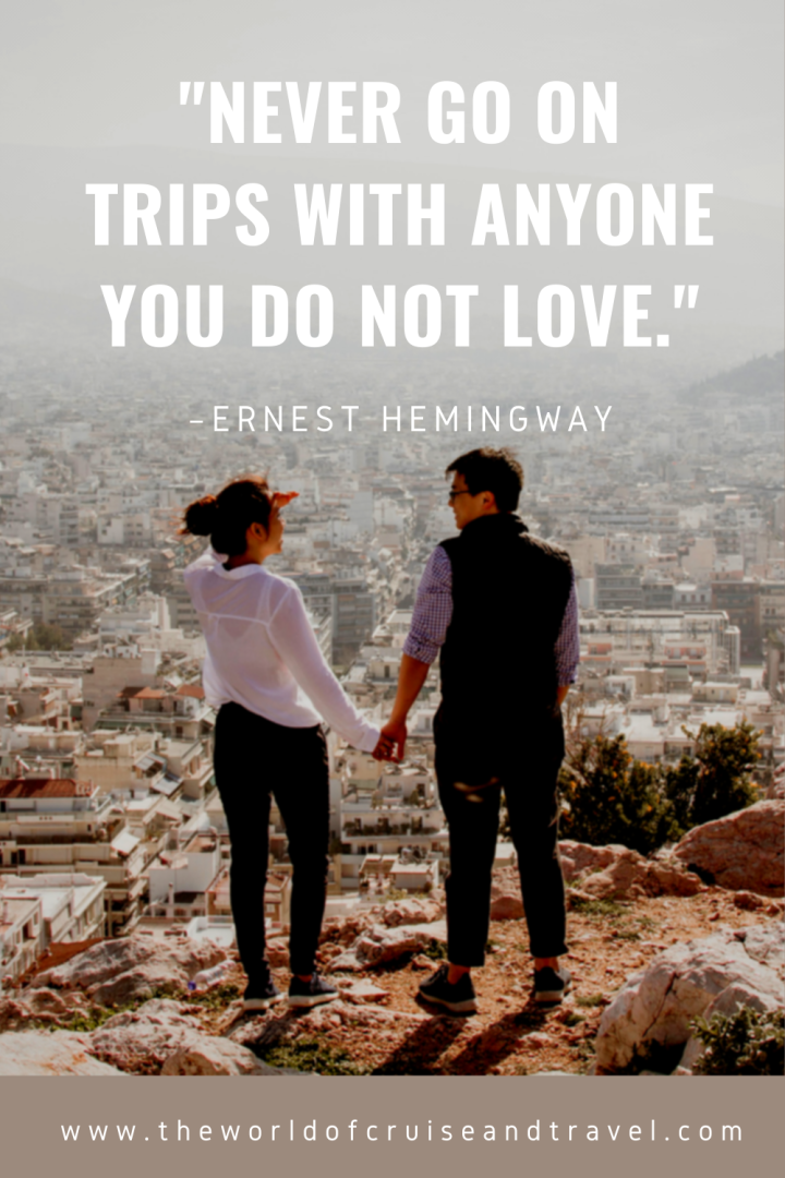 Travel Quote - Travelling With Loved Once Pintrest