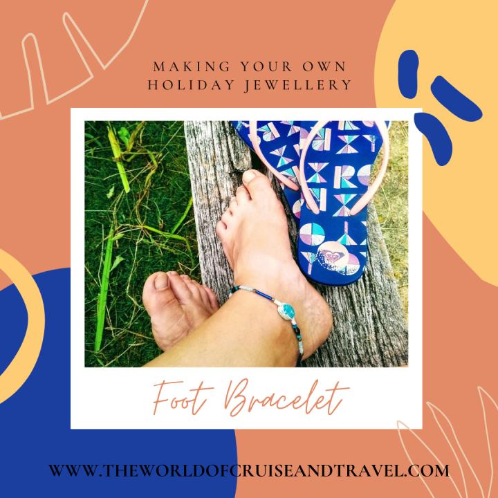 Foot Bracelet I